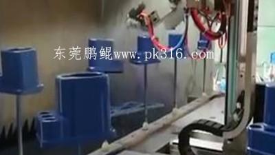 豆浆机外壳类专用喷涂设备