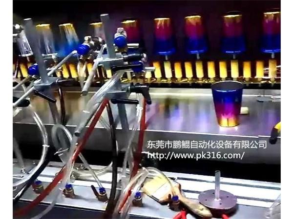 东莞智能渐变色喷漆设备厂家揭秘9种主流工艺