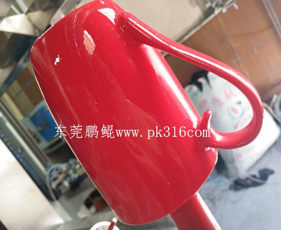 陶瓷杯自动喷漆机1