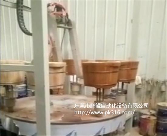 木器自动喷漆设备..