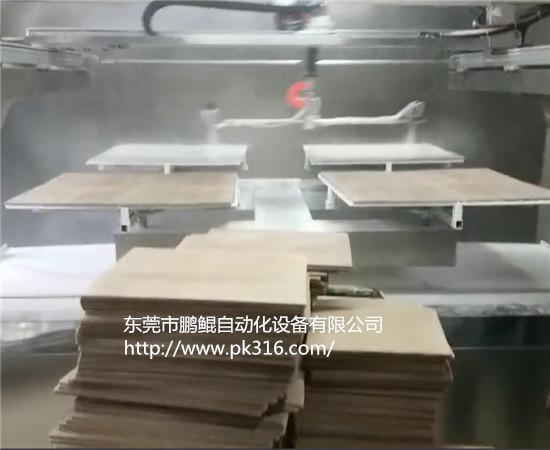 木器自动喷漆设备 .