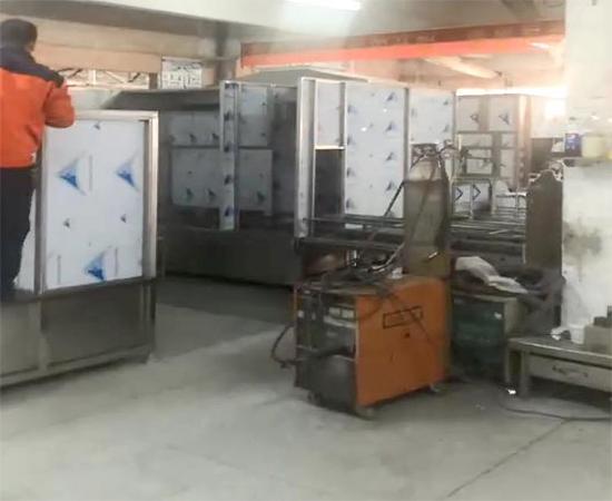 东莞市长安喷漆设备厂家