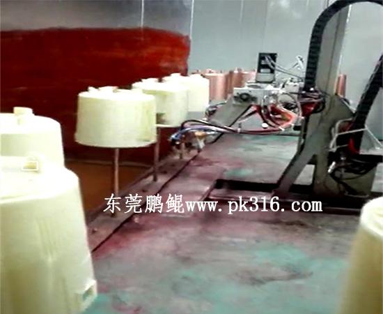 豆浆机自动喷涂线 (2)