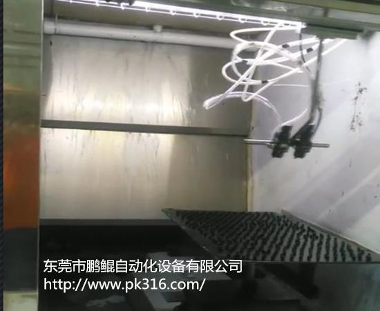 广东莞拉链头喷漆设备 (2)