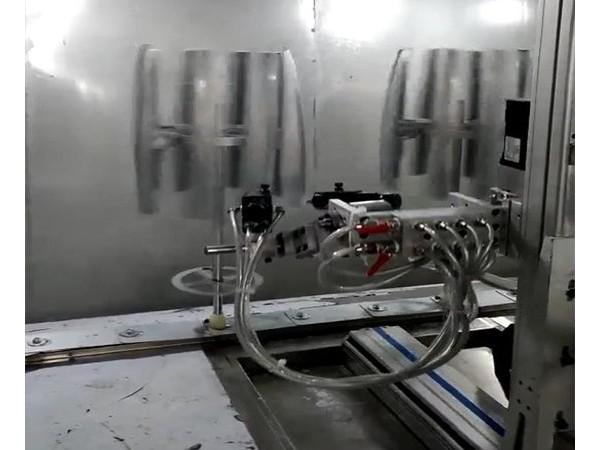 为何众多喷漆厂选择鹏鲲自动喷漆设备厂?