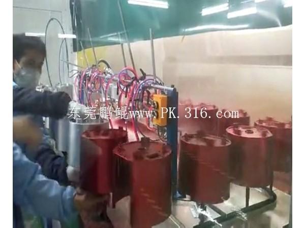 豆浆机自动喷漆线的电器控制及安全要求!