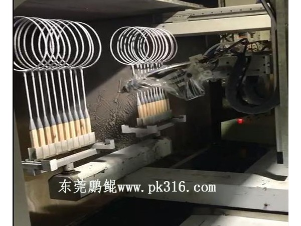 深圳静电液体喷涂设备的常见故障和解决方法