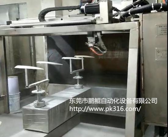 汽车配件自动喷漆设备 (2)