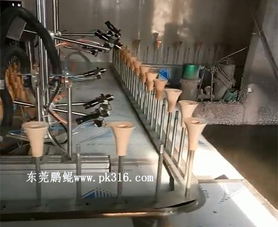 惠州小型喷涂流水线