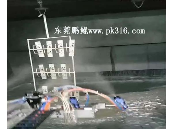 东莞自动化在线追踪喷涂机的喷漆流程!