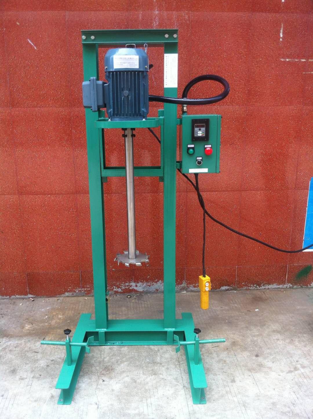 电动升降变频调速搅拌机
