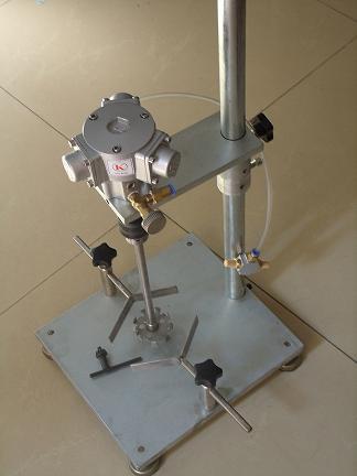 实验室气动搅拌机