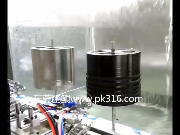 涂装设备生产线