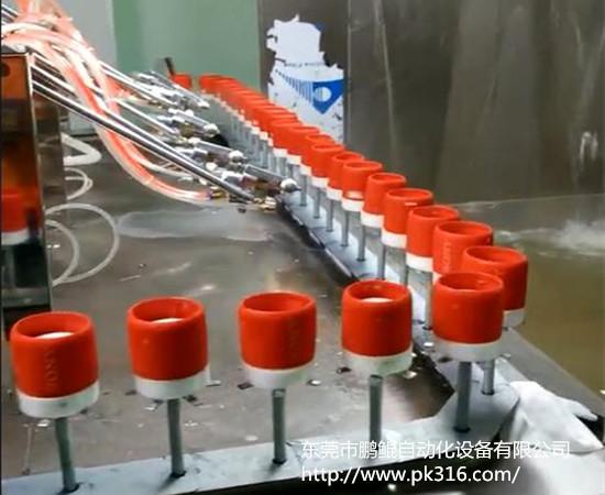 硅胶自动喷涂设备