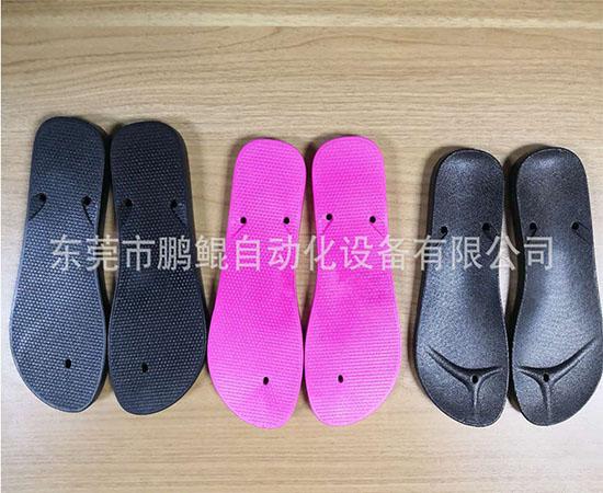 鞋底自动喷漆设备