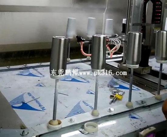 东莞杯子喷涂设备厂家2