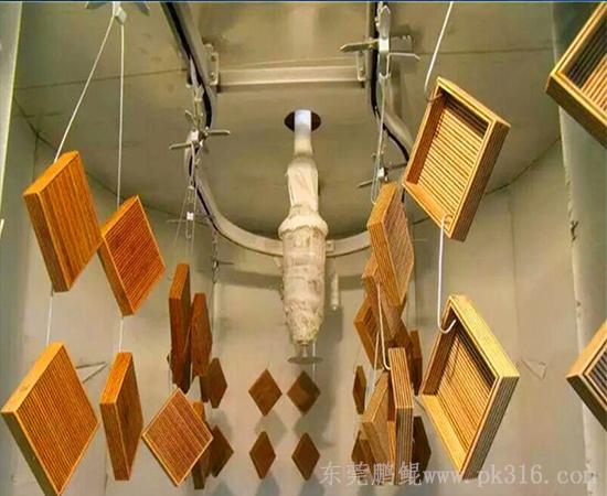 竹制品喷漆相关设备1