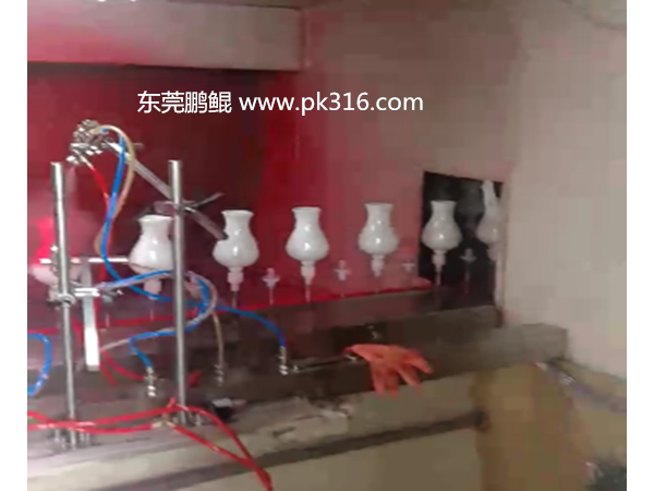 陶瓷自动喷釉设备