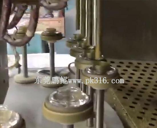 玻璃化妆瓶喷漆设备