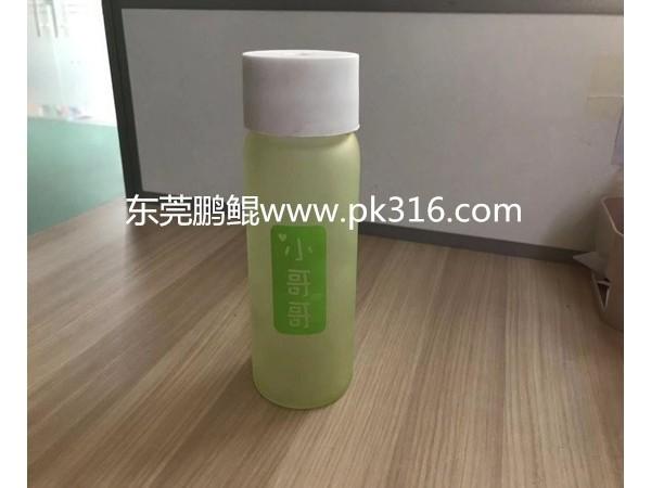 玻璃水杯手感油自动喷涂设备