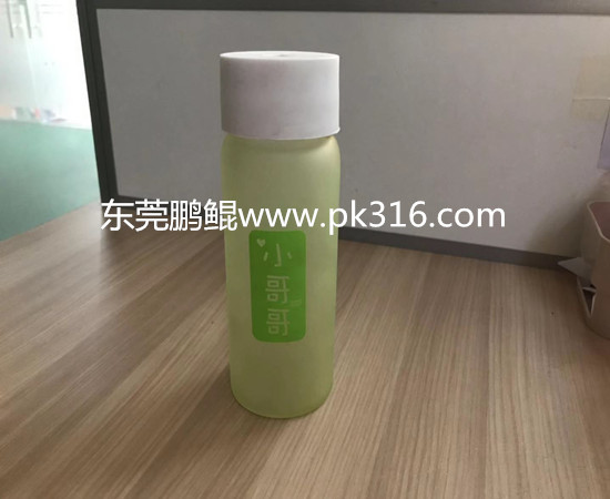 玻璃水杯手感油自动喷涂设备 (2)