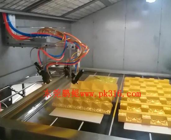 木器自动喷漆设备1