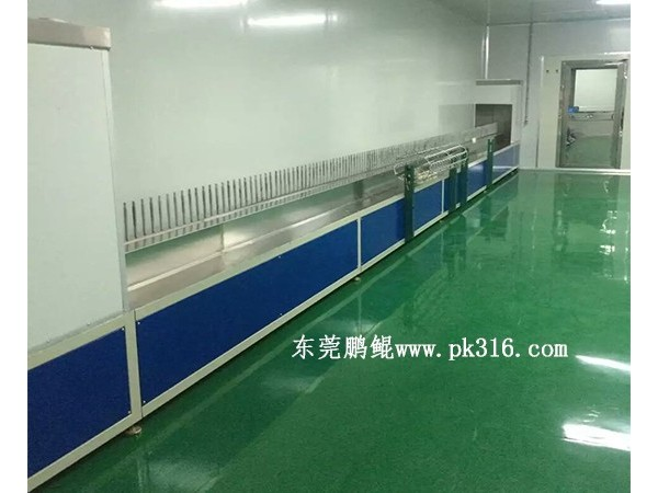 东莞专业喷涂设备厂家,告诉您建设无尘车间的标准