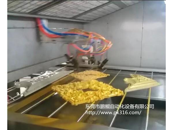 浙江木制工艺品自动喷涂线研发生产一站式服务