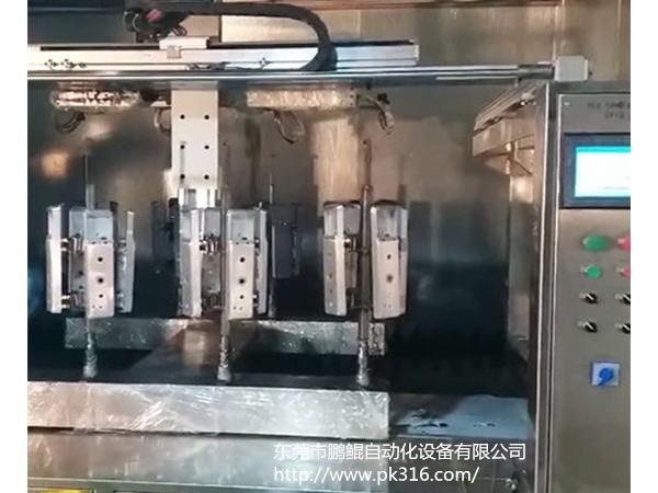 五金件自动喷涂生产线提高表面喷涂效果