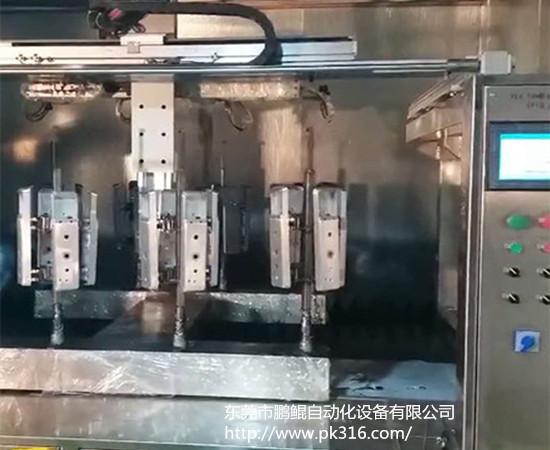 五金件自动喷涂生产线