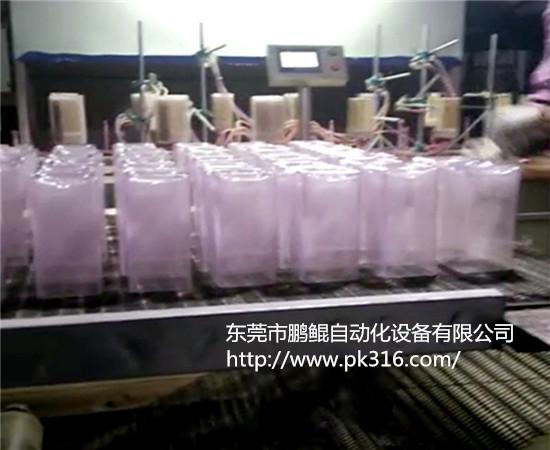 玻璃瓶自动喷漆线