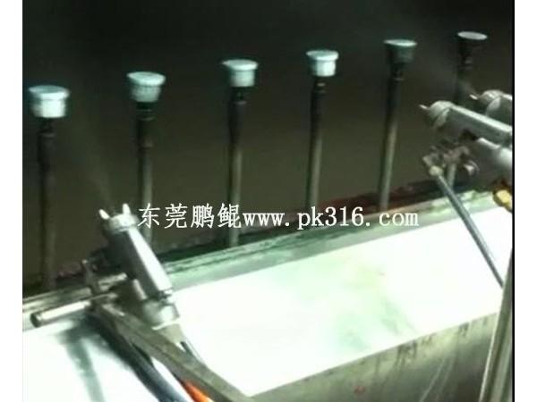 河南塑料瓶盖uv喷涂生产线