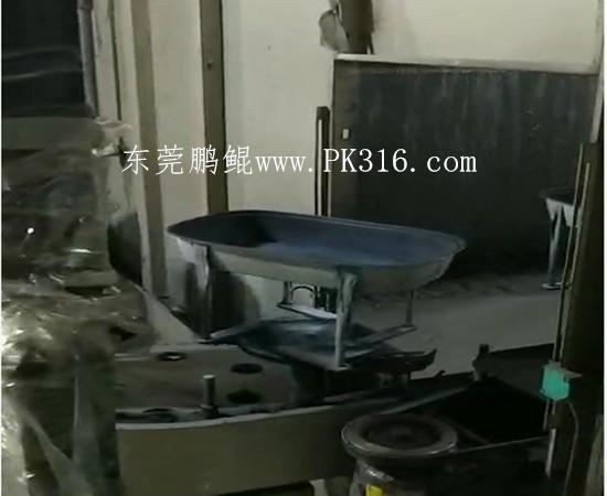锅具自动喷漆机1