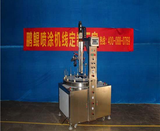 小型自动喷漆机器