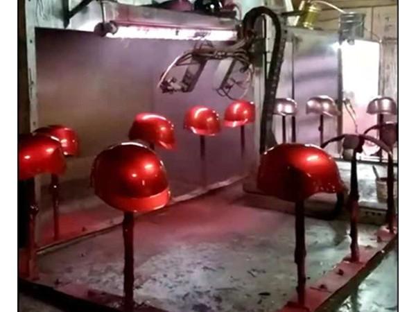 东莞喷涂设备厂家告诉您自动喷漆与喷塑有何不同!