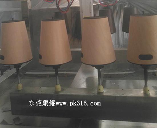 深圳塑料桶自动喷漆流水线1