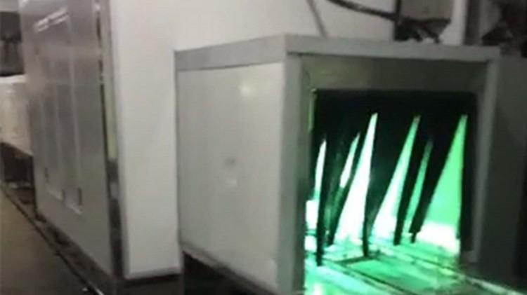 UV式环绕生产线