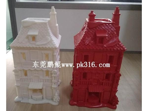 浙江树脂产品喷漆机是如何给工件上色的?