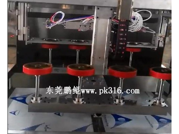 中山脚轮喷漆机表面喷涂处理方式及特点