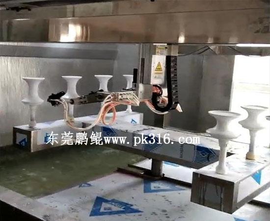 树脂产品喷漆机