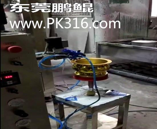 香炉自动喷漆设备