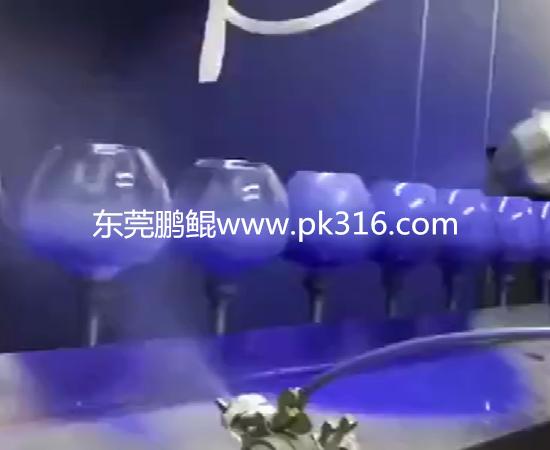 玻璃自动喷漆机