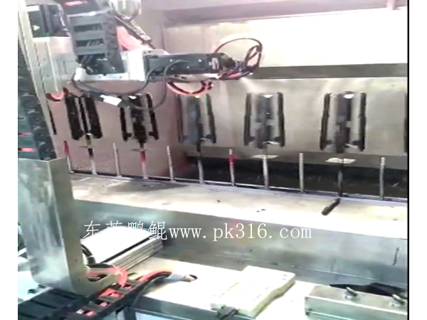 卷发器自动喷涂机械厂家