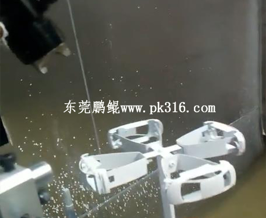东莞玩具喷油机2