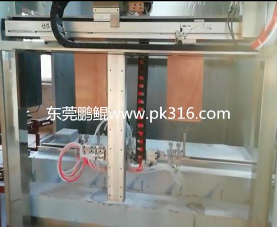 木制音响自动喷烤生产线