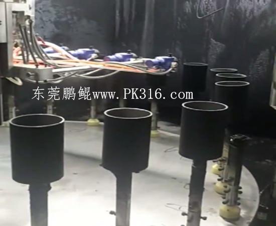 铁管自动喷涂机