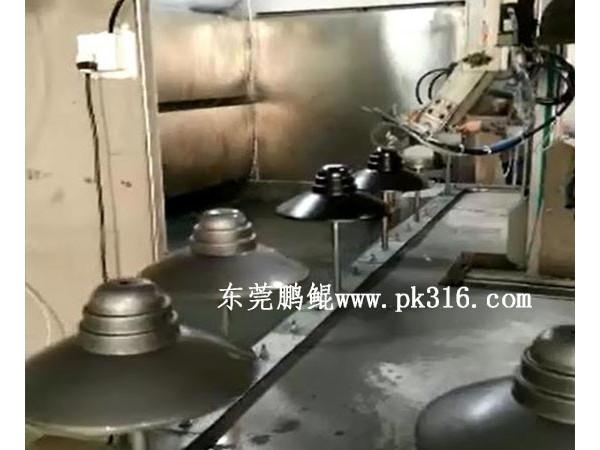灯罩自动喷漆设备