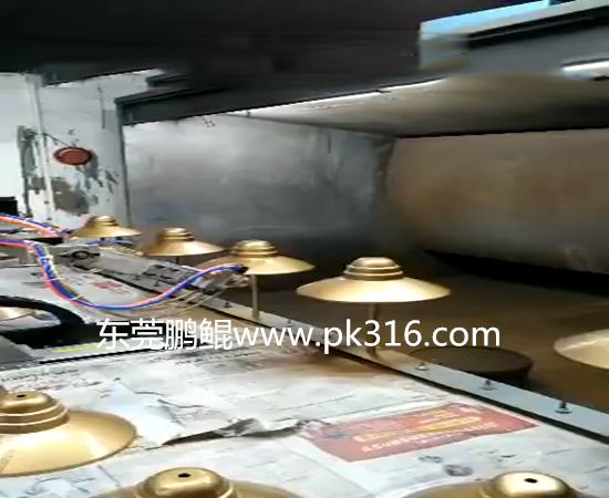 灯饰自动喷漆机