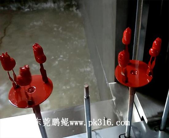 自动化玩具喷漆机 (2)