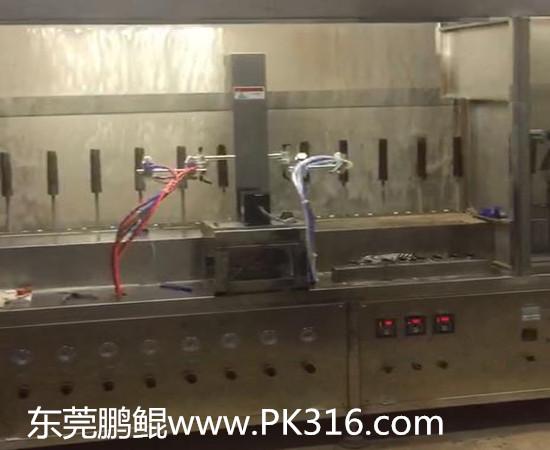 话筒自动喷涂生产线